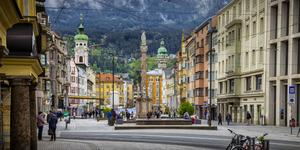 Car Hire in Innsbruck