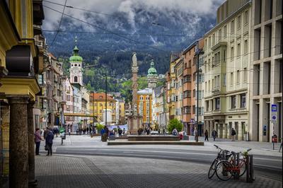 Hotel a Innsbruck