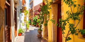 Car Hire in Chania