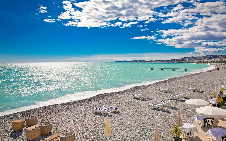 Hoteles en Niza