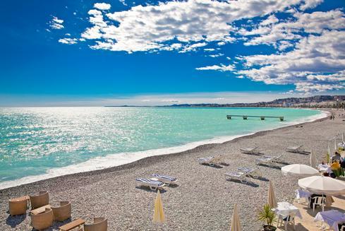 Offres d'hôtels à Nice