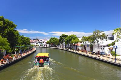 Ξενοδοχεία στην πόλη Malacca