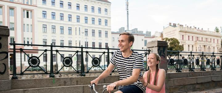 Vergleiche Preise für günstige Hotels in Wien mit der Hotelsuchmaschine von checkfelix