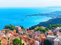 Hoteller i Taormina