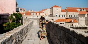 Coches en Dubrovnik
