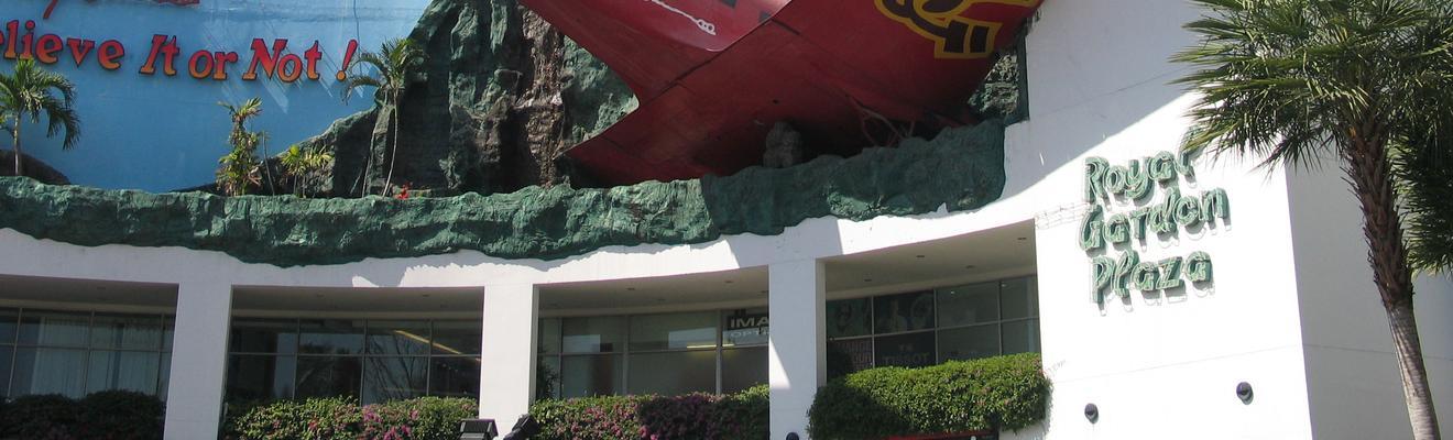 Pattaya hotellia