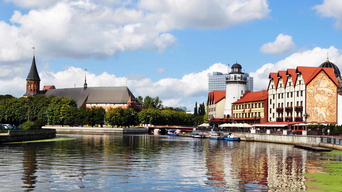 Kaliningrad car hire