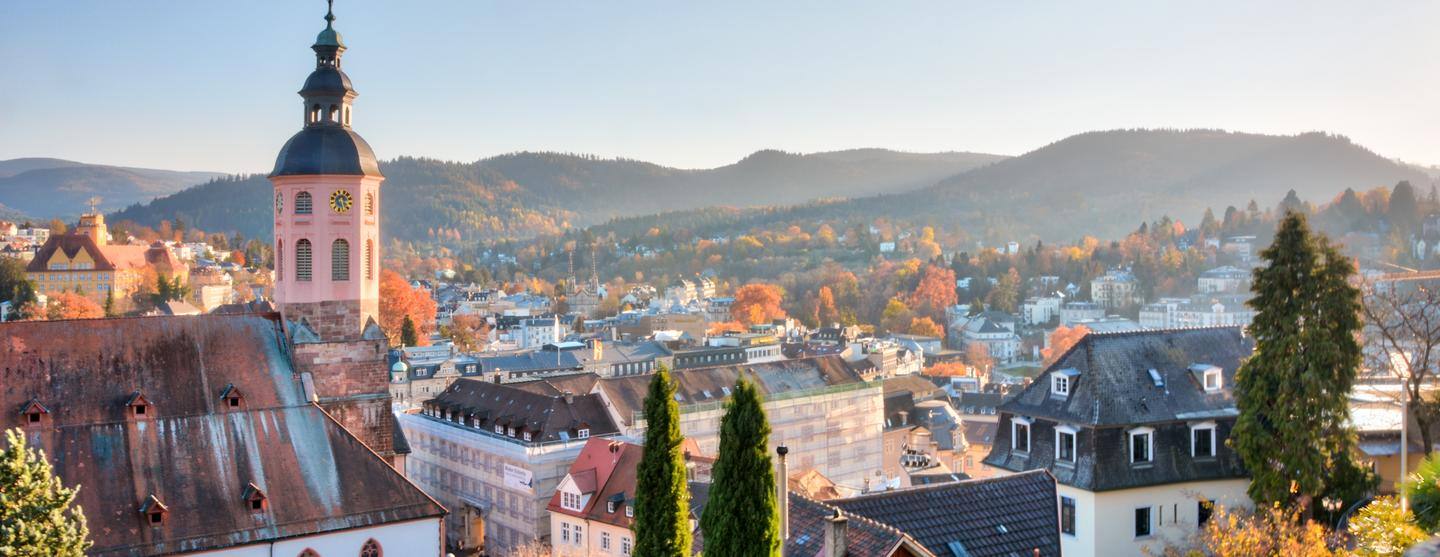 Baden-Baden luxury hotels