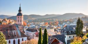 Coches en Baden-Baden
