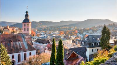 Baden-Baden hotels