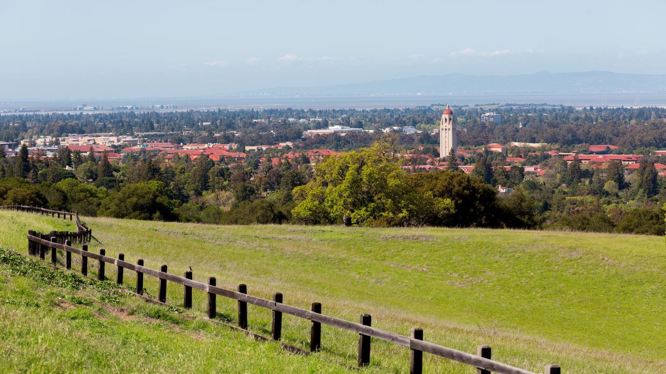 Coches de alquiler en Palo Alto