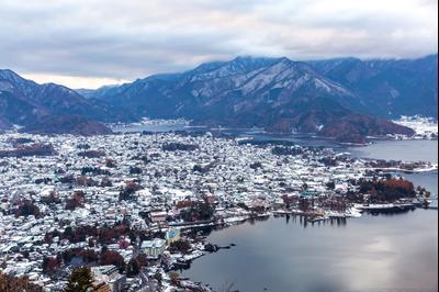 富士河口湖飯店
