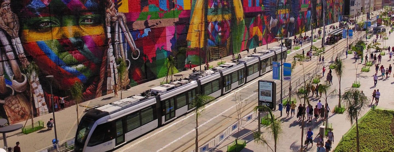 Aluguer de automóveis - Rio de Janeiro
