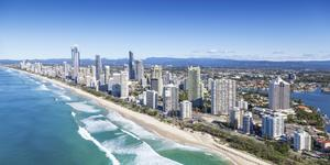 Car Hire in Surfers Paradise
