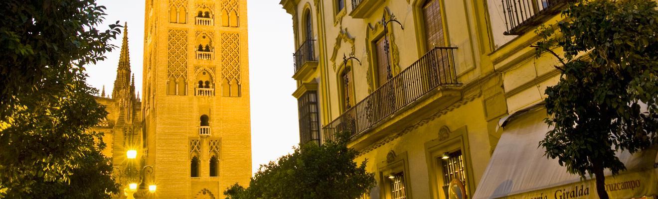 Sevilla hotellia