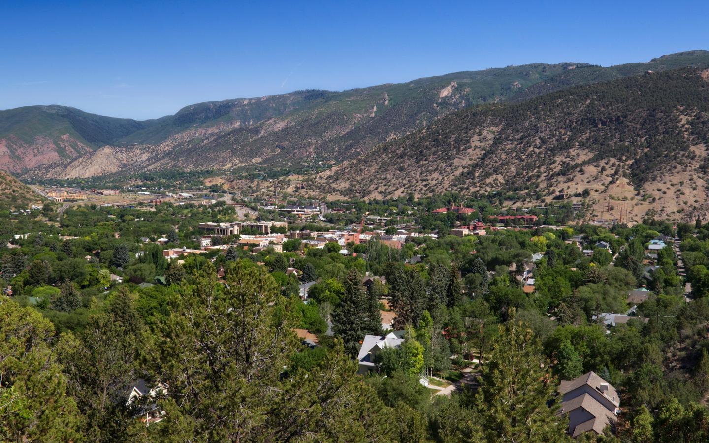 Glenwood Springs hotellia