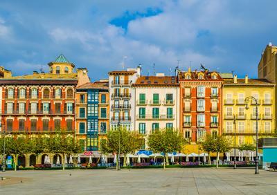 Ξενοδοχεία στην πόλη Pamplona