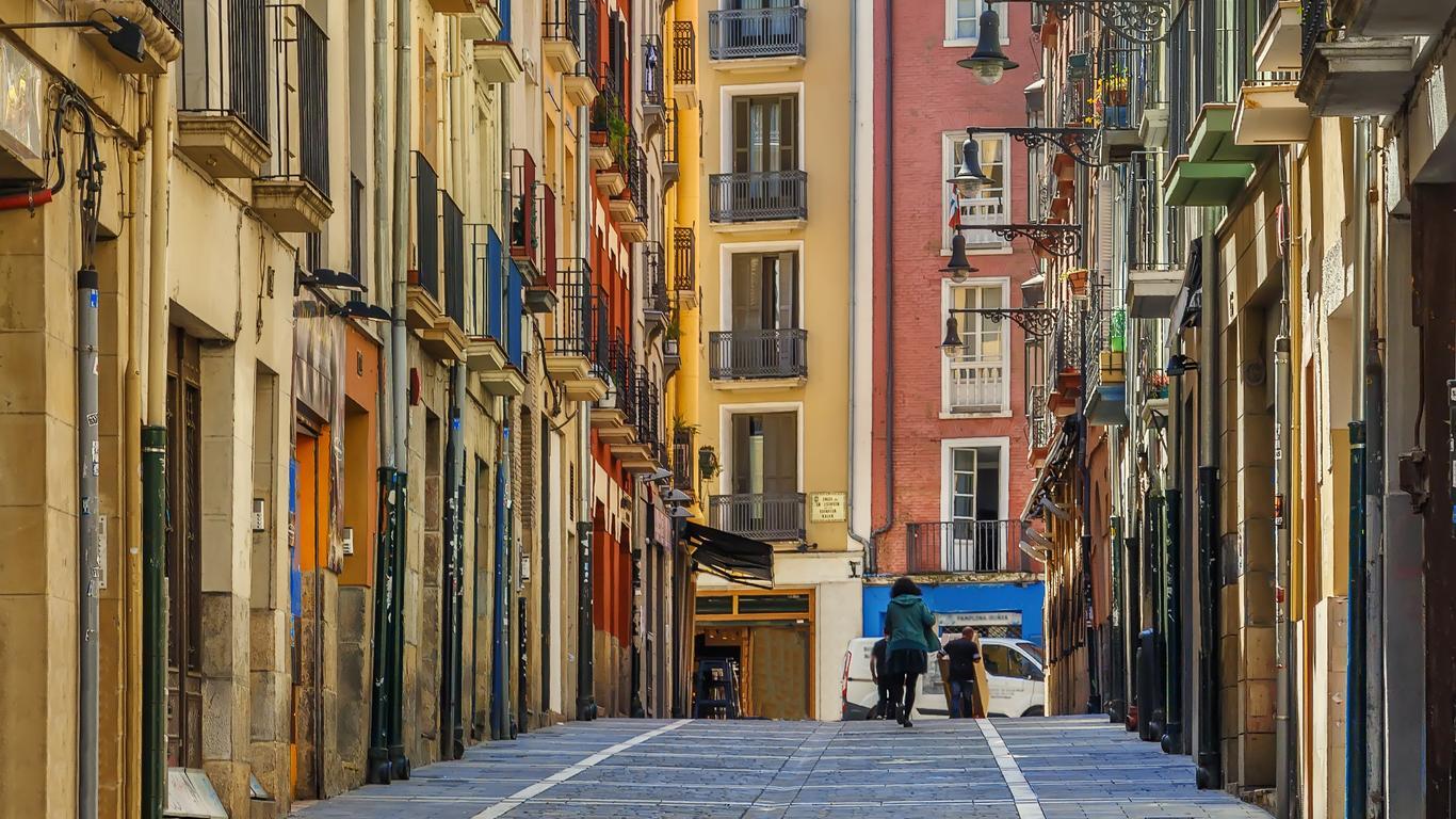 Coches de alquiler en Pamplona