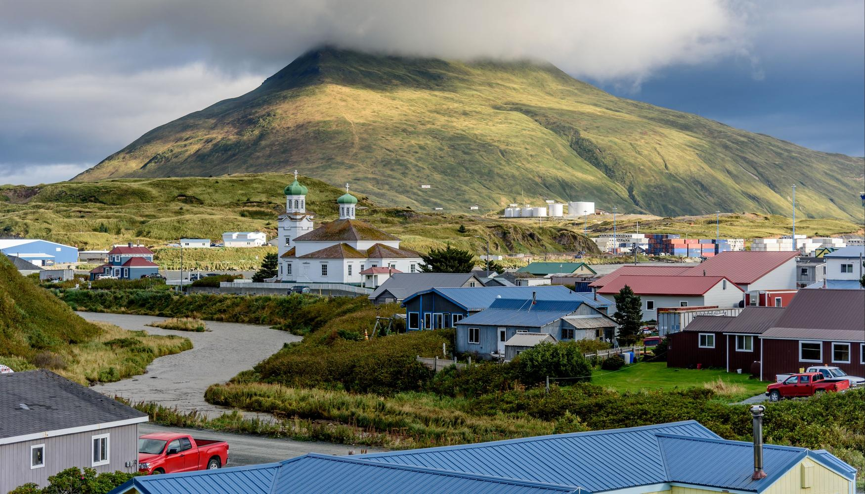Car hire at Dutch Harbor Emergency Field Airport
