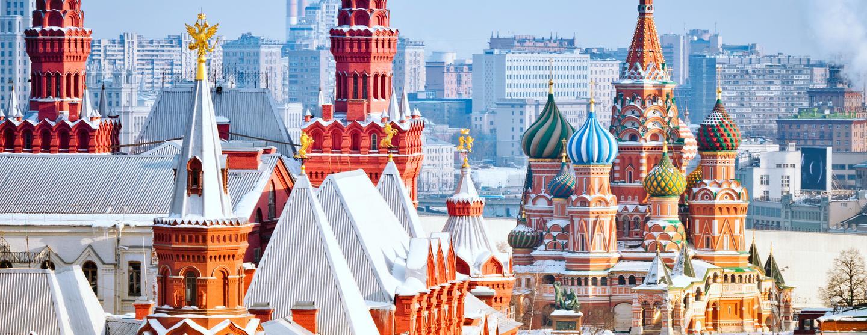 莫斯科的浪漫飯店