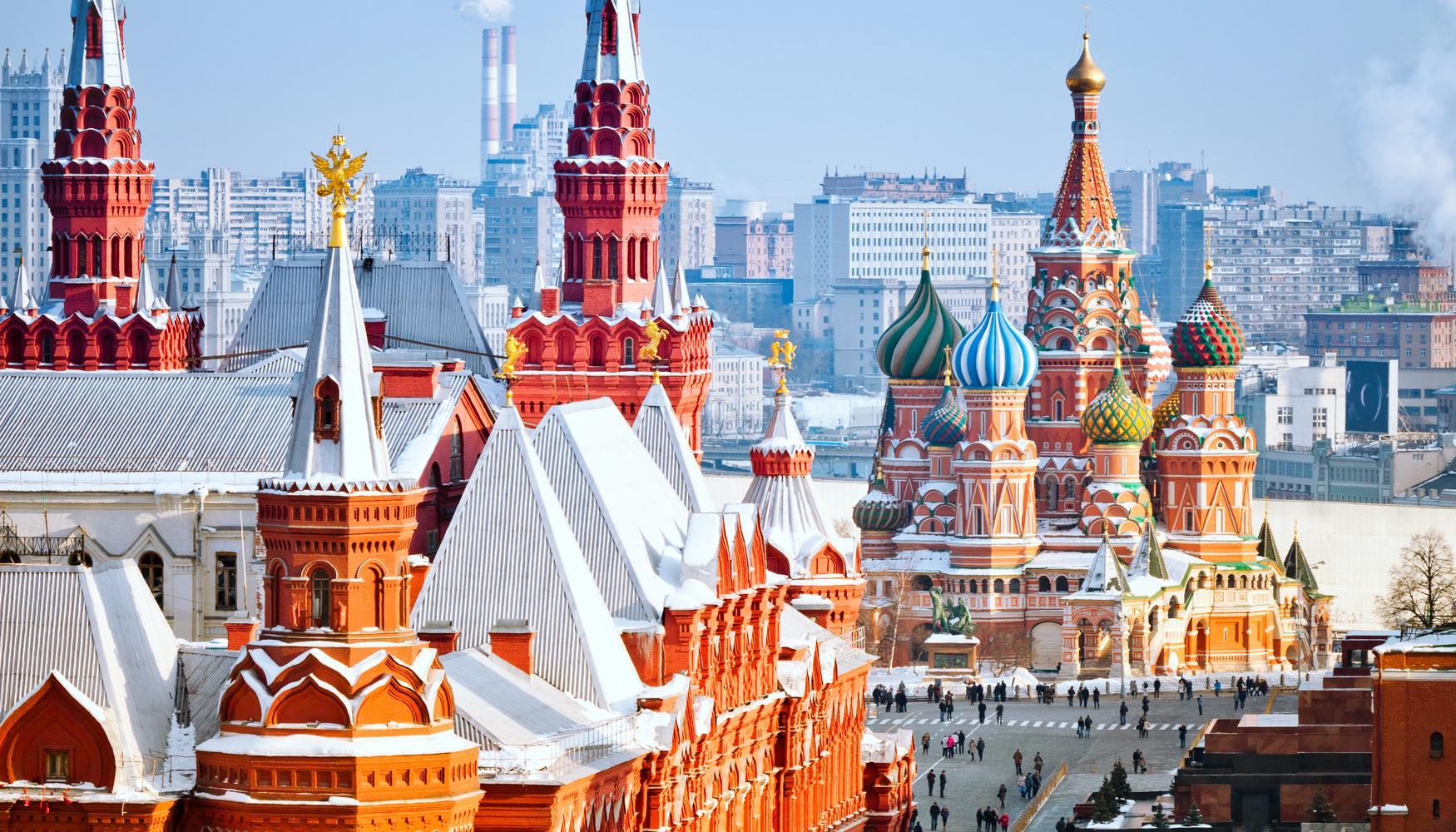 Hyrbilar på Moskva Domodedovo flygplats