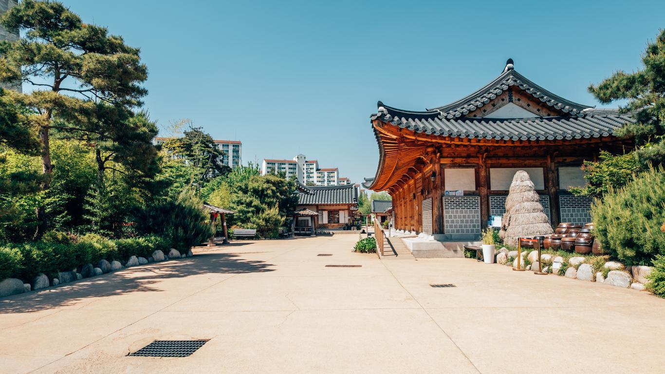 Bucheon autoverhuur