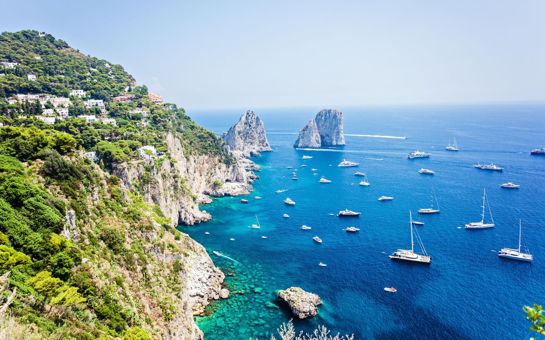 Hôtels à Capri