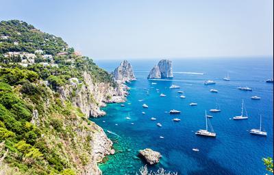Khách sạn ở Capri