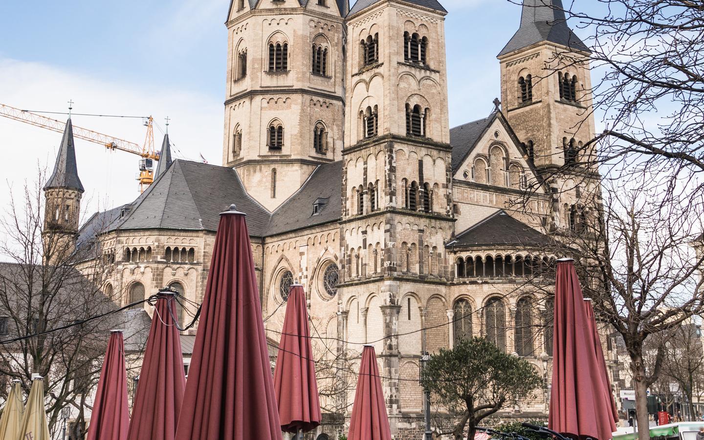 Bonn hotels