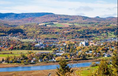 Ξενοδοχεία στην πόλη Baie-Saint-Paul