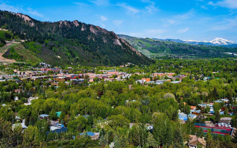 Hoteles en Aspen