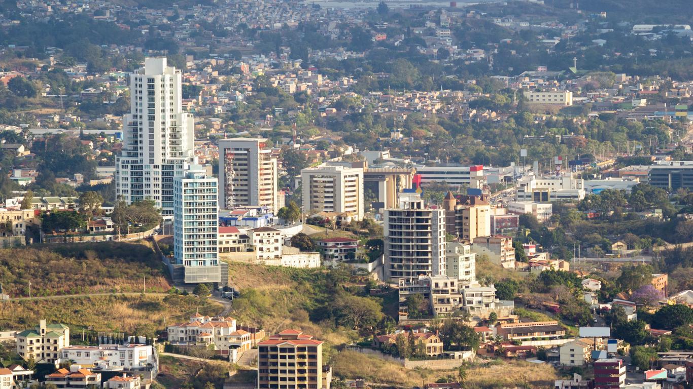 Mietwagen in Tegucigalpa
