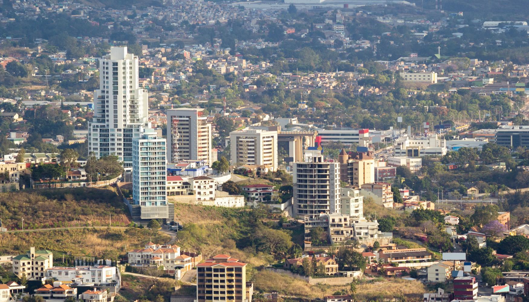 Car hire at Tegucigalpa Toncontin Airport