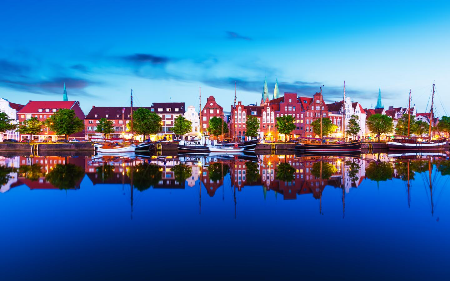 Hotels in Lübeck