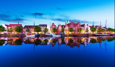 Ξενοδοχεία στην πόλη Lübeck
