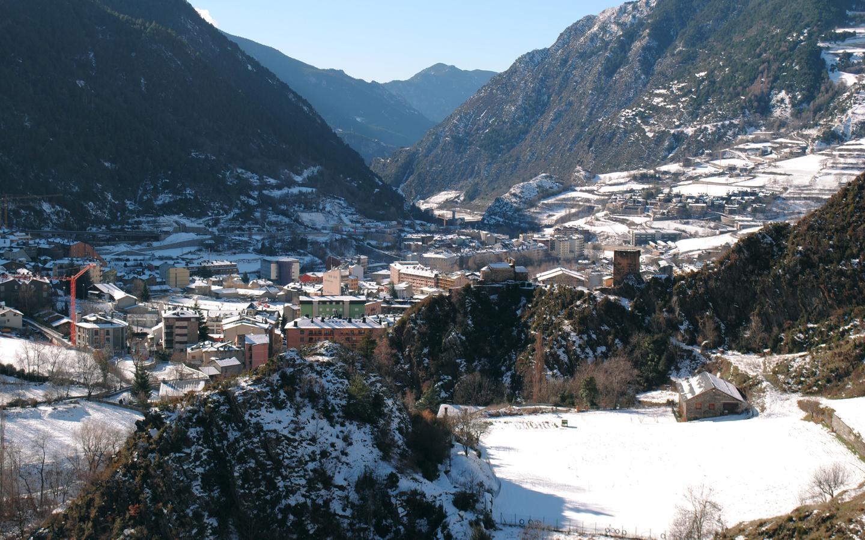 Andorra la Vella hotellia