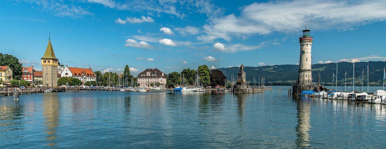 Παραθαλάσσια ξενοδοχεία σε Lindau (Bavaria)