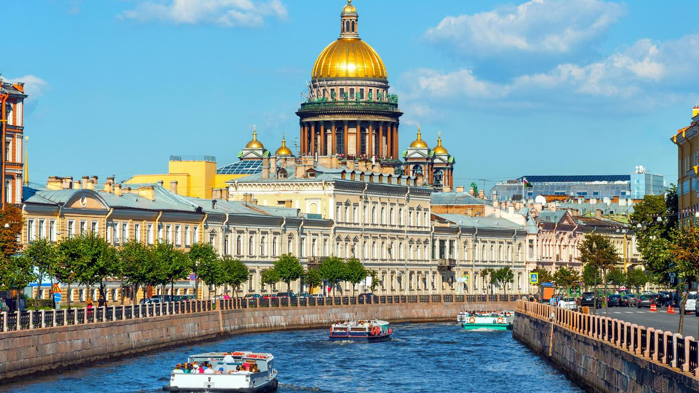 Saint Petersburg car hire