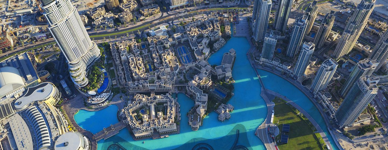 Dubai rantahotellit