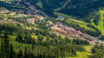 Sun Peaks hoteles