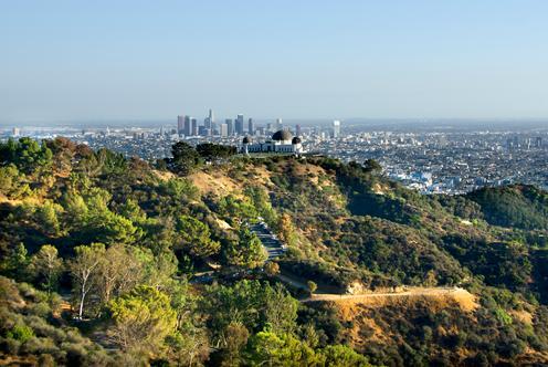 Erbjudanden på hotell i Los Angeles