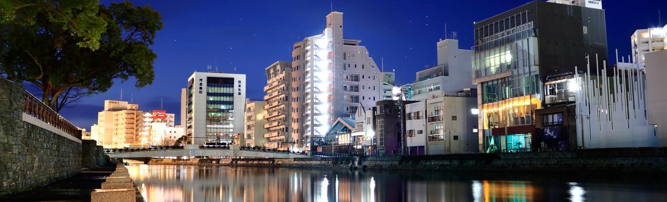 Tokushima hotellia