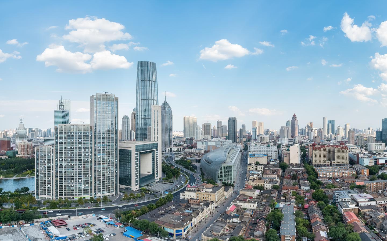 Hoteles en Binhai