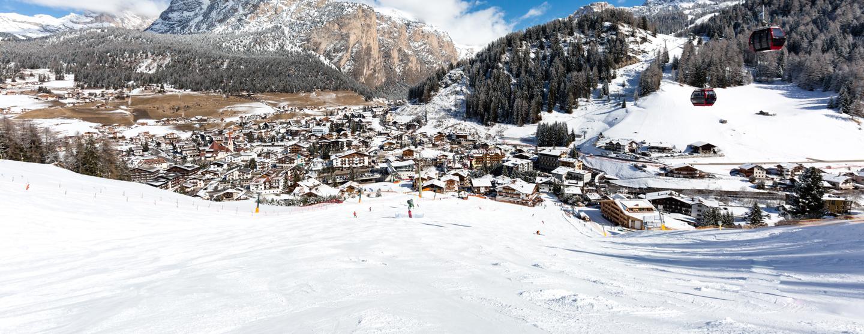 Selva di Val Gardena luxury hotels
