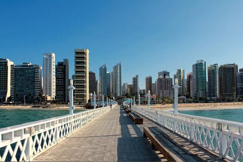 Promoções em hotéis em Fortaleza