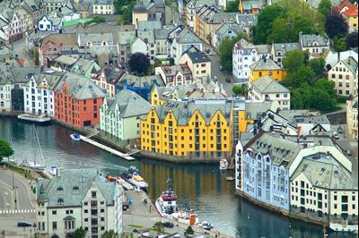 Ålesund hotels
