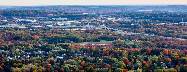 Autonvuokraukset Wausau Central Wisconsin lentokenttä