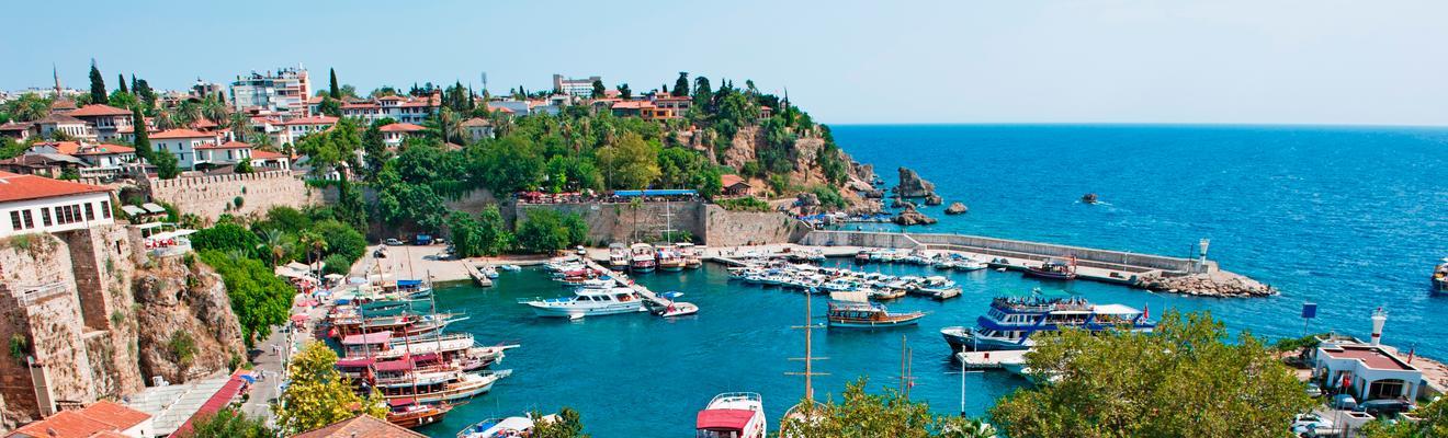 Khách sạn ở Antalya