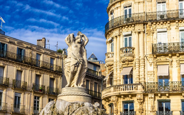 Montpellier hotels