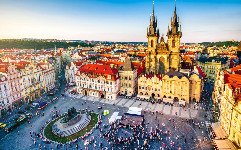 Hôtels à Prague